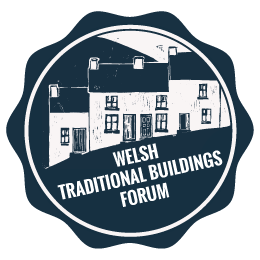 Welsh traditional buildings forum logo